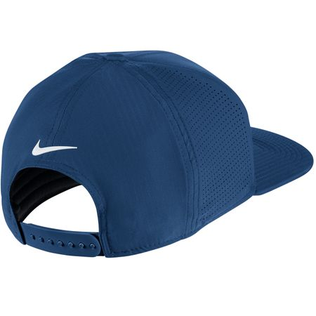 Cap Aerobill Pro Cap Performance Gym Blue - AW18 Nike Golf Picture