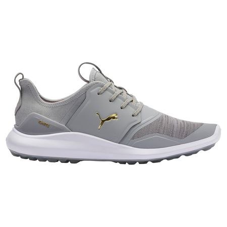 Golf undefined IGNITE NXT Men's Golf Shoe - Grey/White made by Puma Golf