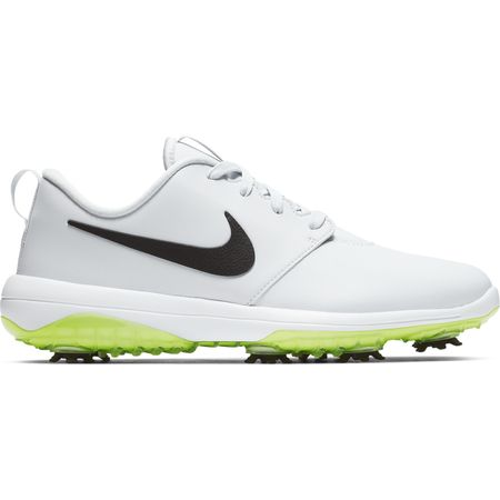 Shoes Roshe G Tour Men's Golf Shoe - Grey/White Nike Golf Picture