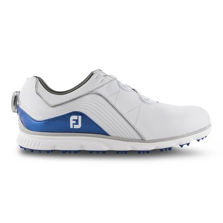 Shoes Pro/SL BOA Men's Golf Shoe - White/Blue FootJoy Picture