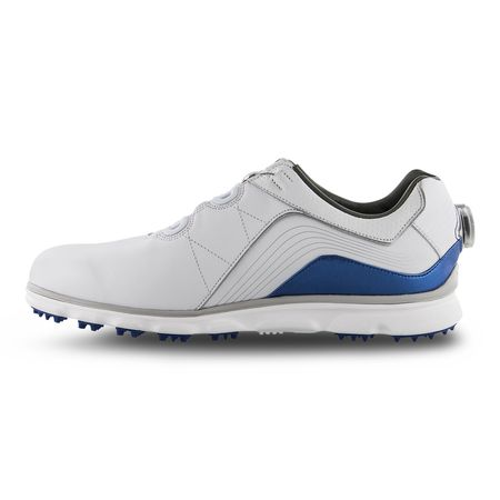 Golf undefined Pro/SL BOA Men's Golf Shoe - White/Blue made by FootJoy