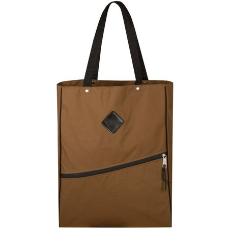 Golf undefined Utility Series Beach Tote Tobacco Brown - 2018 made by Jones Golf Bags