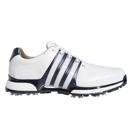 Golf undefined TOUR360 XT Men's Golf Shoe - White/Navy made by Adidas Golf