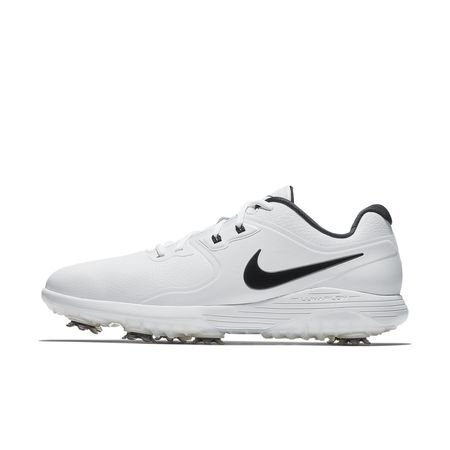 Golf undefined Nike Vapor Pro Men's Golf Shoe - White/Black made by Nike