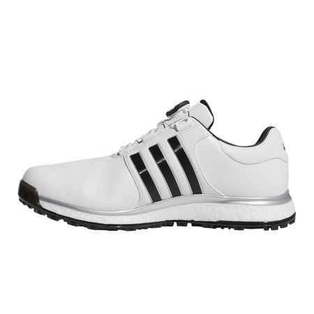 Golf undefined TOUR360 XT-SL BOA Men's Golf Shoe - White/Black made by Adidas Golf