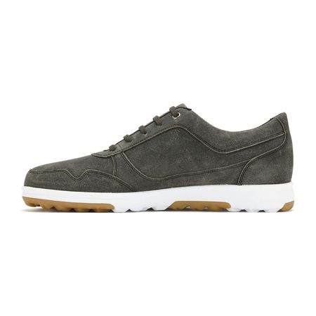 Golf undefined FootJoy Golf Casual Suede Men's Golf Shoe - Slate made by FootJoy
