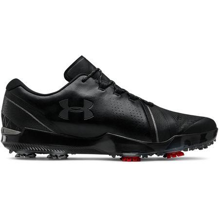 Shoes Spieth 3 Men's Golf Shoe - Black Under Armour Picture