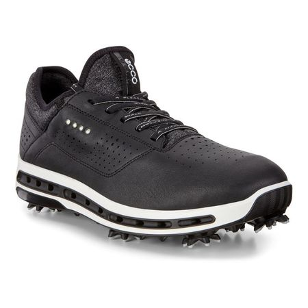 Shoes Cool 18 GTX Men's Golf Shoe - Black ECCO Picture