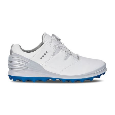 Golf undefined ECCO Cage Pro BOA 2 Men's Golf Shoe - White made by ECCO