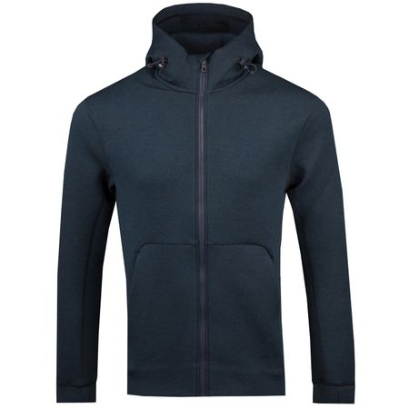 Golf undefined Athletic Hoodie JL Navy Melange - 2019 made by J.Lindeberg