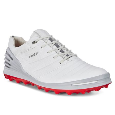 Golf undefined ECCO Cage Pro GTX 2 Men's Golf Shoe - White made by ECCO