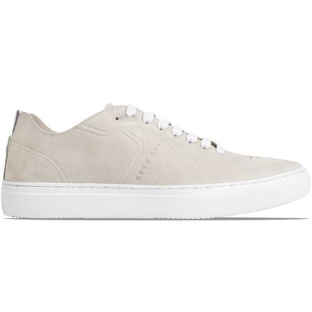 Shoes Enlight Tennis Sneaker Nubuck Medium Grey - SS18 BOSS Picture