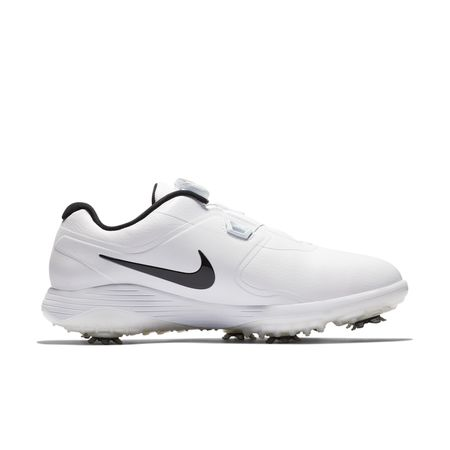 Shoes Nike Vapor Pro BOA Men's Golf Shoe - White/Black Nike Golf Picture