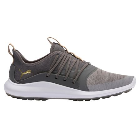 Golf undefined IGNITE NXT SOLELACE Men's Golf Shoe - Grey made by Puma Golf