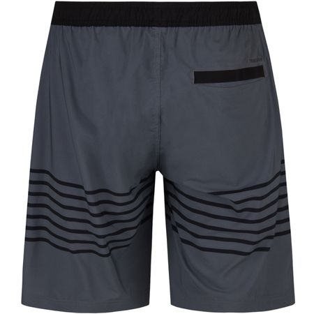 Golf undefined Travis Mathew RED The Plank Shorts Heather Microchip made by TravisMathew