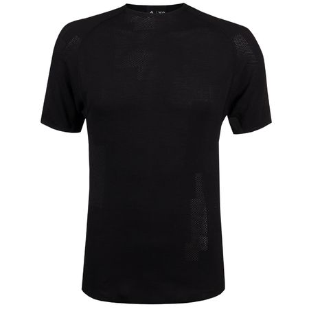 Golf undefined Y-3 Sport Merino SS T-Shirt Black - FINAL SALE made by Y-3 SPORT