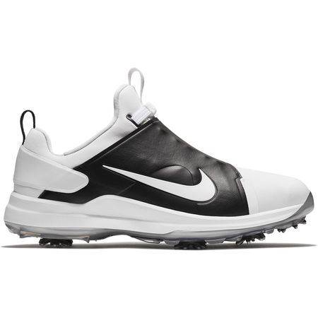 Golf undefined Nike Tour Premiere Men's Golf Shoe - White/Black made by Nike