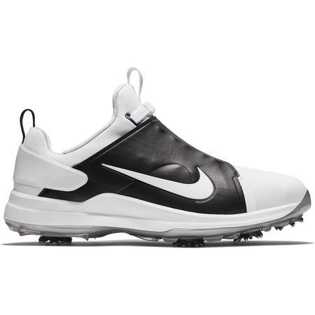 Shoes Nike Tour Premiere Men's Golf Shoe - White/Black Nike Golf Picture