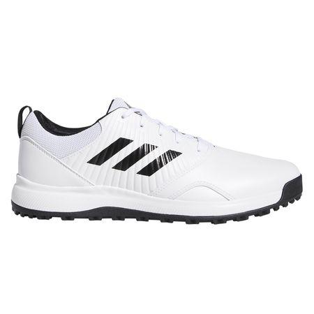 Shoes CP Traxion SL Men's Golf Shoe - White Adidas Golf Picture