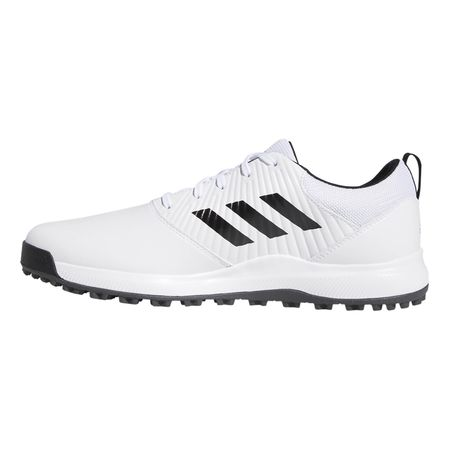 Golf undefined CP Traxion SL Men's Golf Shoe - White made by Adidas Golf