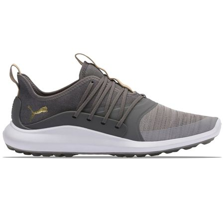 Shoes Ignite NXT Solelace Grey Violet/Team Gold/Quiet Shade - SS19 Puma Golf Picture