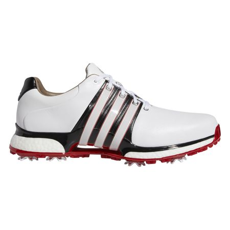 Golf undefined TOUR360 XT Men's Golf Shoe - White/Black made by Adidas Golf