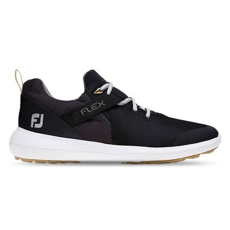 Golf undefined Flex Men's Golf Shoe - Black made by FootJoy