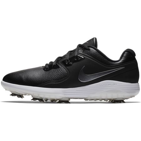 Golf undefined Nike Vapor Pro Men's Golf Shoe - Black/White made by Nike