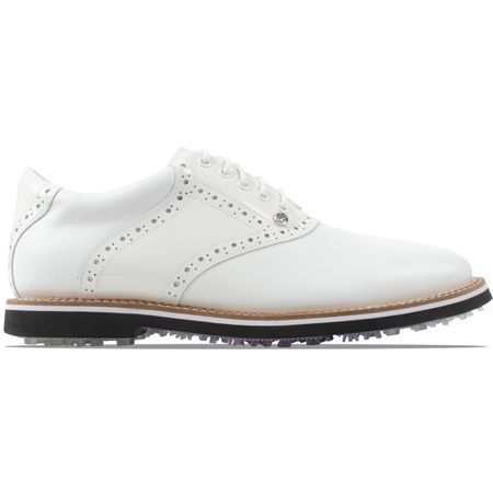 Shoes Saddle Gallivanter Snow/Onyx - SS19 G/FORE Picture