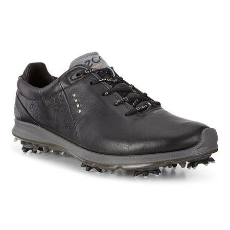 Shoes ECCO BIOM G 2 Free GTX Men's Golf Shoe - Black ECCO Picture