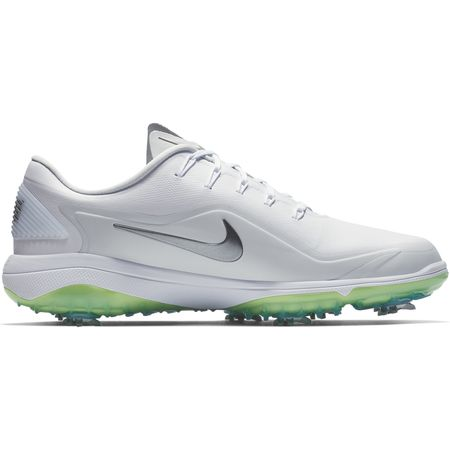 Shoes React Vapor 2 Men's Golf Shoe - White/Grey Nike Golf Picture