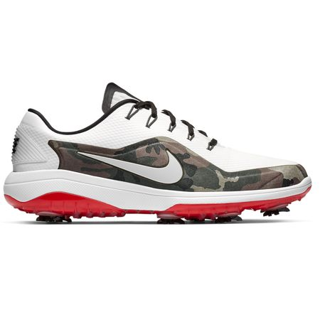 Golf undefined React Vapor II NRG White/Black/Siren Red - W18 made by Nike