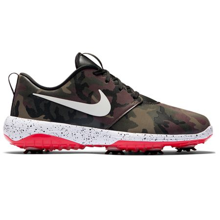Shoes Roshe Golf Tour NRG Neutral Olive/Siren Red - W18 Nike Golf Picture