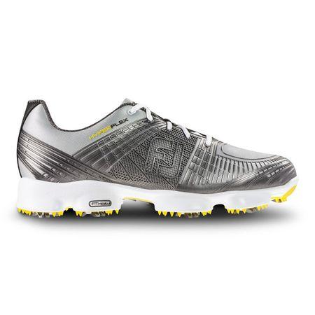 Golf undefined FootJoy HyperFlex II Men's Golf Shoe - Silver (Previous Season Style) made by FootJoy