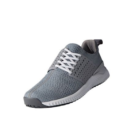 Golf undefined adidas adicross Bounce Men's Golf Shoe - Grey made by Adidas Golf