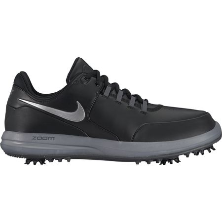 Golf undefined Nike Air Zoom Accurate Men's Golf Shoe - Black/White made by Nike