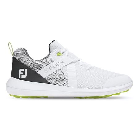 Shoes Flex Men's Golf Shoe - White FootJoy Picture