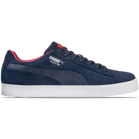 Shoes Suede Golf Team USA Peacoat - 2018 Puma Golf Picture