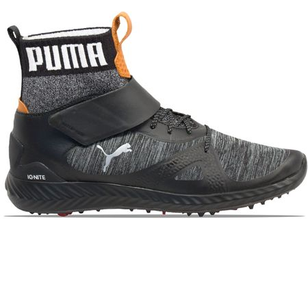 Shoes Ignite PWRADAPT Hi-Top Puma Black - 2018 Puma Golf Picture