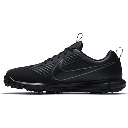 Shoes Nike Explorer 2 Men's Golf Shoe - Black Nike Golf Picture