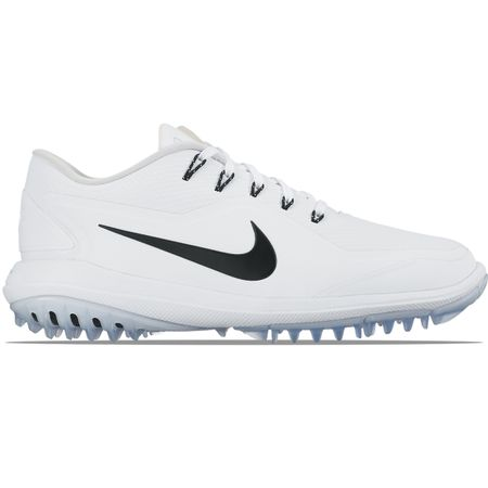 Shoes Lunar Control Vapor II White/Black - 2018 Nike Golf Picture