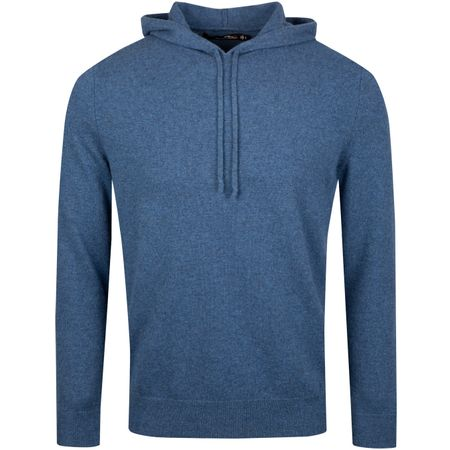Golf undefined Cashmere Hoodie Shale Blue Heather - SS19 made by Polo Ralph Lauren