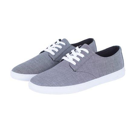 Shoes TravisMathew Kruzers Men's Shoe - Grey TravisMathew Picture