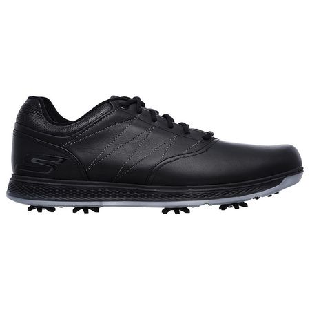 Golf undefined Skechers GO GOLF Pro V.3 Men's Golf Shoe - Black made by Skechers