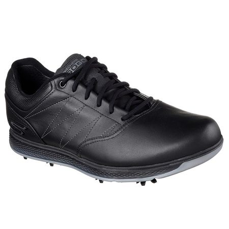 Shoes Skechers GO GOLF Pro V.3 Men's Golf Shoe - Black Skechers Picture
