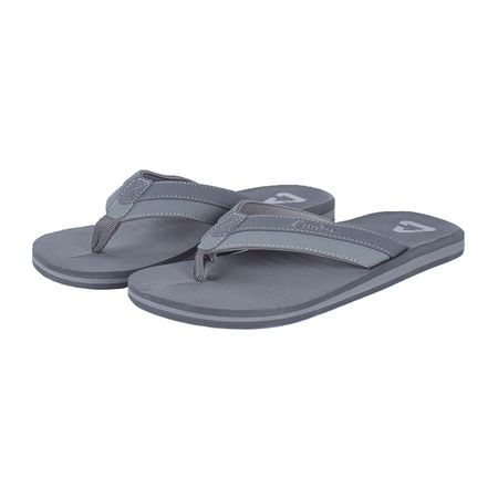 Golf undefined TravisMathew Fridays Men's Sandal - Grey made by TravisMathew