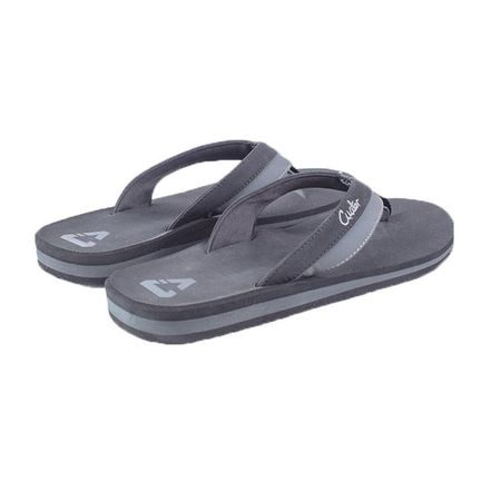 Golf undefined TravisMathew Fridays Men's Sandal - Black made by TravisMathew