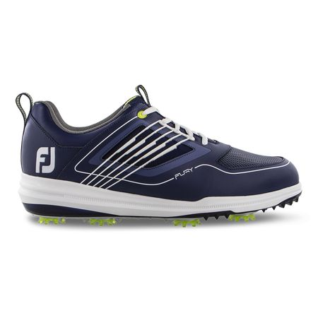 Shoes FURY Men's Golf Shoe - Navy/White FootJoy Picture