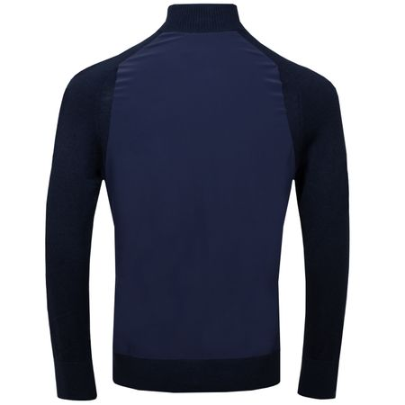 Golf undefined Knitted Hybrid Jacket Lux Softshell JL Navy - 2019 made by J.Lindeberg