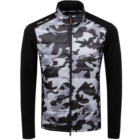 Golf undefined Cool Wool Jacket Polo Black Camo - SS19 made by Polo Ralph Lauren